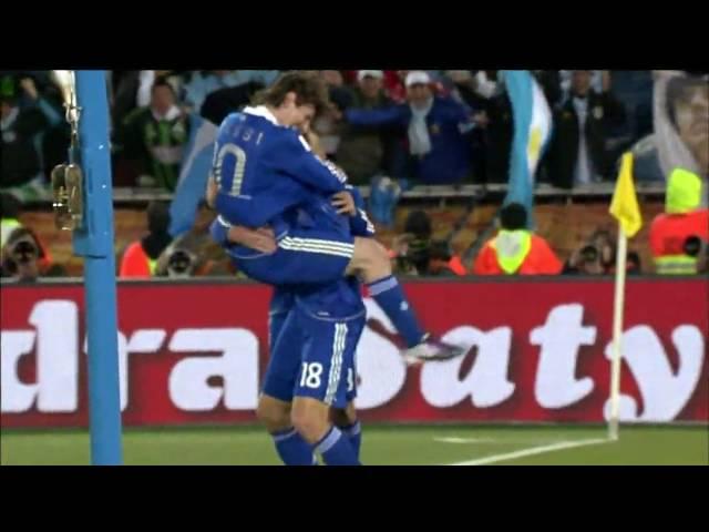タマシイレボリューション Superfly - 2010 FIFA World Cup highlights  HD