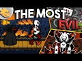 Who Is The Most Evil Character In UNDERTALE? Undertale Theory | UNDERLAB