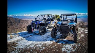 4. Polaris RZR XP 4 Turbo S vs RZR XP 4 Turbo