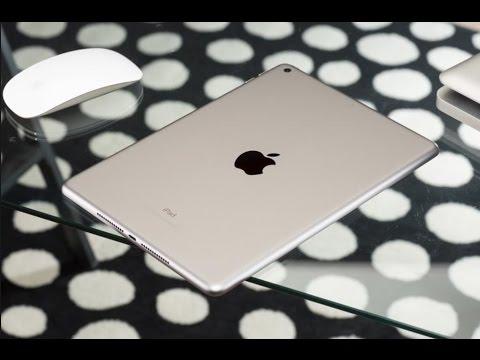 Немного про новый-старый iPad 2017