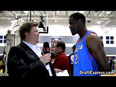 DraftExpress Exclusive - Latavious Williams Interview at the 2011 D-League Showcase