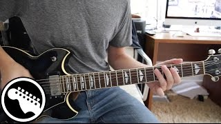 "How to Play ""High Ball Stepper"" by Jack White on Guitar"
