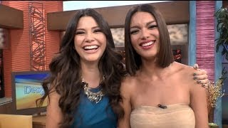 Ana Y Zuleyka Estuvieron A Punto De Ser Rivales En Miss Universo  -- Despierta América