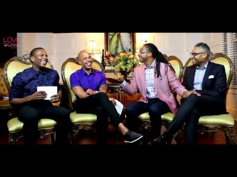 COUPLE OF THE MONTH [JUNE]: Bishop O.C. Allen & Rashad Burgess Pt. 1