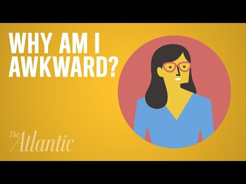 Why Are Humans Awkward?