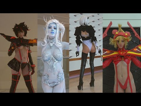 KATSUCON 2018 COSPLAY FAN EDIT