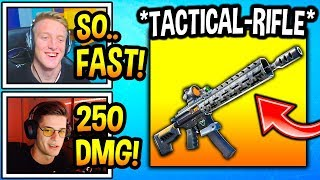 Streamers React To *NEW* TACTICAL