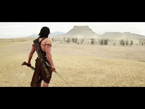 John Carter (2012) -  Great battle scene (slightly edited)
