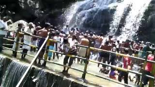 Theni India  city pictures gallery : SURULI FALLS NEER THENI, TAMILNADU, INDIA