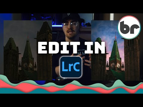 How To EDIT A PHOTO In LIGHTROOM CLASSIC 2021 - Basic Editing Tutorial