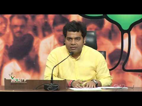 Mr. Sahu's statement exposes Congress & Left's opportunistic politics: Pt. Shrikant Sharma