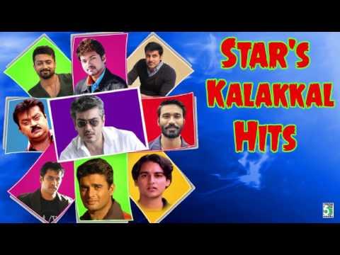 Video Stars Super Hit Nonstop Kalakkal | Audio Jukebox download in MP3, 3GP, MP4, WEBM, AVI, FLV January 2017