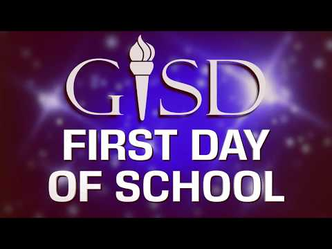 Garland ISD: 2017 GISD First Day of School