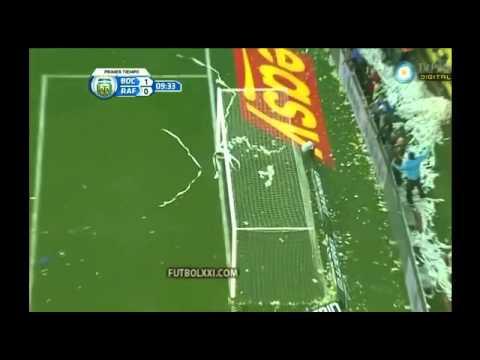 Todos los Goles de Boca Campeón Apertura 2011