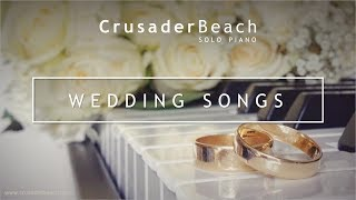 Wedding Songs for Walking Down the Aisle | Wedding Piano Music | Instrumental Wedding Songs