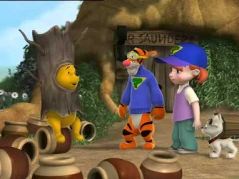 การ์ตูนหมีพูห์ ตอน No More Honey For Pooh