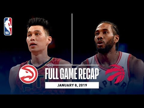 Video: Full Game Recap: Hawks vs Raptors | Down to the Wire In Toronto