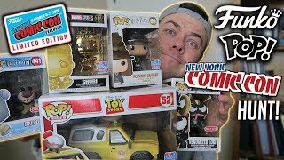 Video NYCC 2018 Funko Pop Hunt! (Convention Exclusives) MP3, 3GP, MP4, WEBM, AVI, FLV Oktober 2018