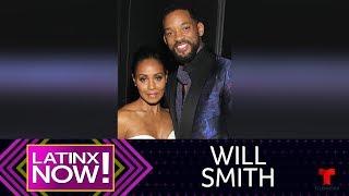 Por esta razón Will Smith no ve el show de su esposa