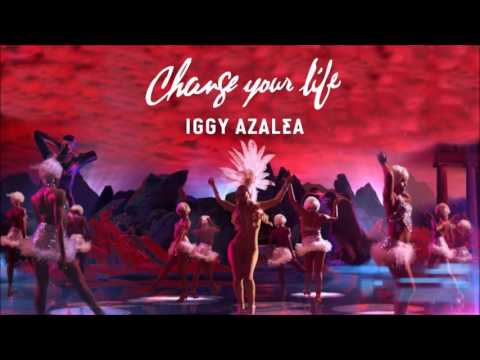 Iggy Azalea - Change Your Life (Official Instrumental) ft. T.I.