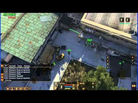 Lost Sector: Лучшая тактическая стратегия, игра для PC онлайн.