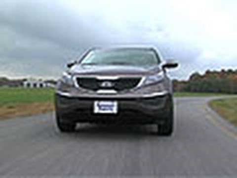 2011 Kia Sportage review from Consumer Reports