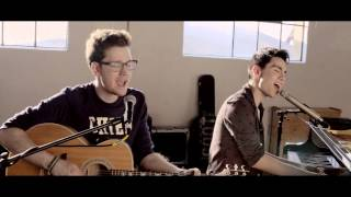Love Me Like You Do (Ellie Goulding) Sam Tsui & Alex Goot Cover - YouTube