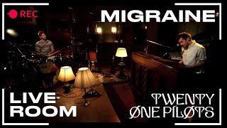 """twenty one pilots - """"Migraine"""" captured in The Live Room - YouTube"""