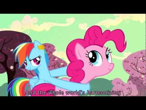 Pinkie Pie - Gypsy Bard (song from Friendship is Witchcraft 7) (видео)