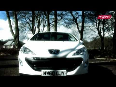 Peugeot 308 CC video review