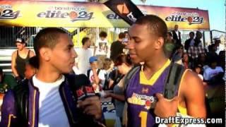 Duke vs. UNC: Smackdown Part 5 - 2011 Boost Mobile Elite 24