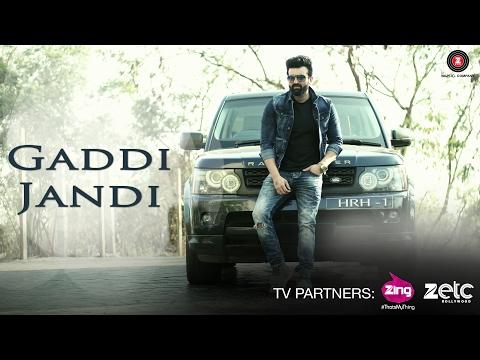 Gaddi Jandi - Official Music Video | Navraj Hans | Shona Bhandari | Milind Gaba