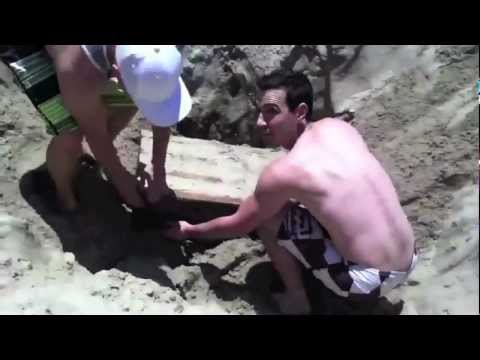 Fake Treasure Chest Prank