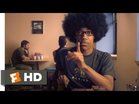 Dear White People (5/10) Movie CLIP - The Tip Test (2014) HD