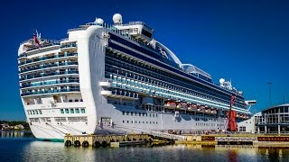 Sydney (NS) Canada  city pictures gallery : Sydney, Nova Scotia, Canada (October 2014) Ruby Princess