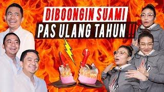 Video DIBOONGIN SUAMI PAS ULANG TAHUN !!! MP3, 3GP, MP4, WEBM, AVI, FLV November 2018
