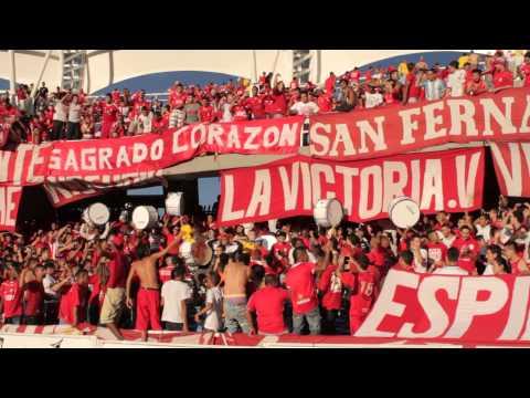 MI AMOR CRECIÓ EN LA POPULAR - Baron Rojo Sur - América de Cáli