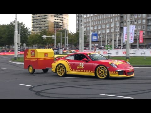 City - During the Rotterdam City Racing was the start of the annual Dutch road rally called 'The Challenge'. Many exotic cars driving from Rotterdam to Marrakesh. Check out this video where you can...