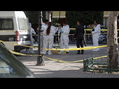 بعد التفجير بشارع الحبيب بورقيبة: نواة على عين المكان
