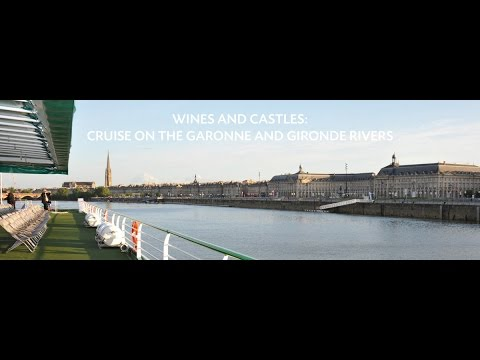 Bordeaux regions, it's castles and wines