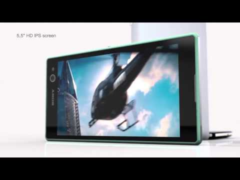 Introducing Xperia C3, the selfie Android smartphone from Sony