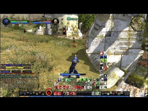 LOTRO – Hunter Gameplay – Eregion – Part 2 [Lord of the Rings Online Gameplay]