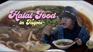 Video HALAL FOOD IN TAIPEI #03 MP3, 3GP, MP4, WEBM, AVI, FLV April 2019