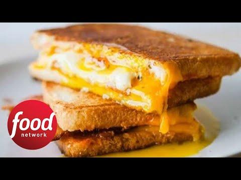 Crave-Worthy Fried Egg Sandwich | Food Network