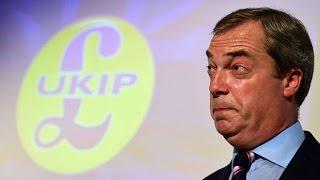 Scottish Independence: Nigel Farage Visit Highlights Divide In Glasgow
