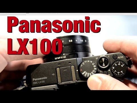 Panasonic LX100 review - sample photos and video