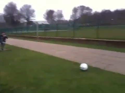 Funny Fail   Ball Owns Kid (видео)