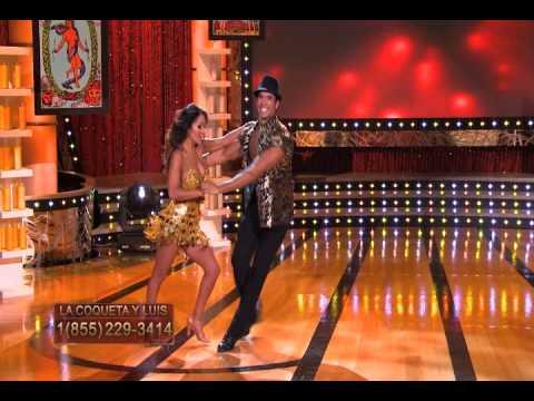 Baile de La Coqueta, Sabor Latino de la Semifinal  - Thumbnail