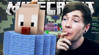 Minecraft | IT'S MY BABY?! | Build Battle Minigame