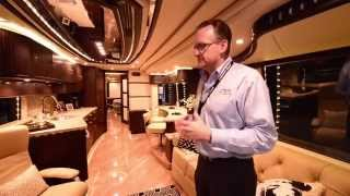 Video The 2.5 Million Dollar Motorhome ~ Liberty Coach ~ Full Tour By G & Owner Of Company download in MP3, 3GP, MP4, WEBM, AVI, FLV January 2017